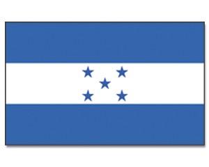 Stock-Flagge Honduras