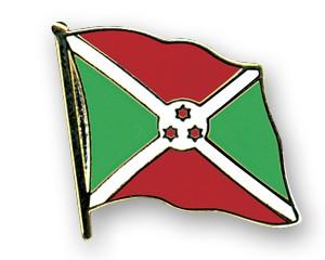 Flaggen-Pins Burundi