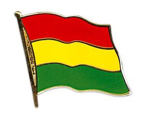 Flaggen-Pins Bolivien