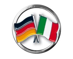 Einkaufswagenchips Deutschland-Italien