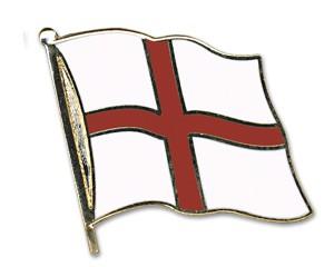 Flaggen-Pins England