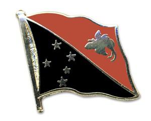 Flaggen-Pins Papua-Neuguinea