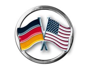 Einkaufswagenchips Deutschland-USA