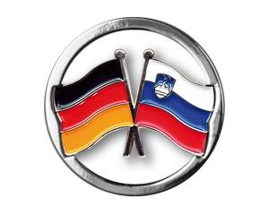 Einkaufswagenchips Deutschland-Slowenien