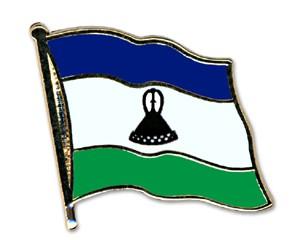 Flaggen-Pins Lesotho