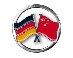 Einkaufswagenchips Deutschland-China