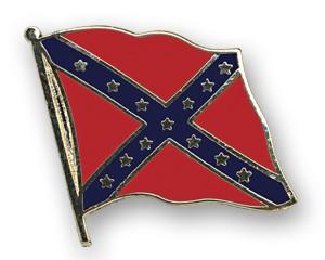 Flaggen-Pins Südstaaten