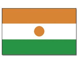 Flagge Niger