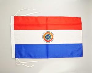 Deko-Flagge Paraguay Sonderposten