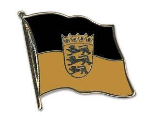 Flaggen-Pins Baden-Württemberg
