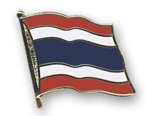 Flaggen-Pins Thailand
