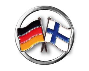 Einkaufswagenchips Deutschland-Finnland