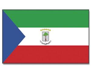 Stock-Flagge Äquatorialguinea