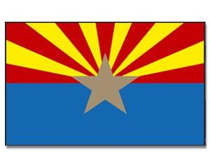 Flagge Arizona