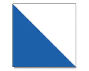 Flagge Zürich