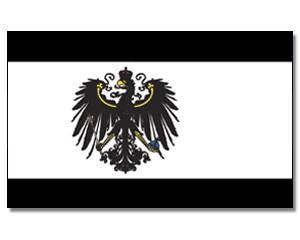 Stock-Flagge Preußen