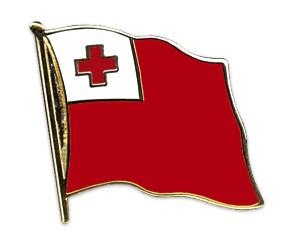Flaggen-Pins Tonga