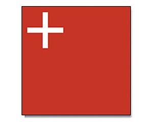 Flagge Schwyz