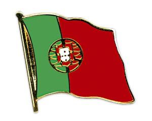 Flaggen-Pins Portugal