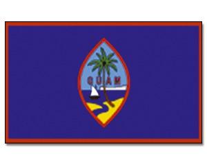 Flagge Guam