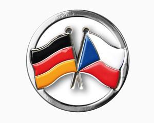 Einkaufswagenchips Deutschland-Tschechische Republik