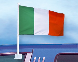Autoflagge Italien