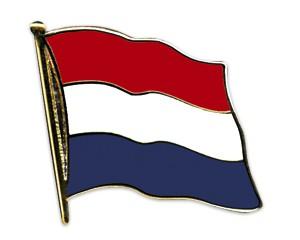 Flaggen-Pins Niederlande