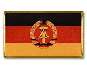 Flaggen-Pins DDR (rechteckig)