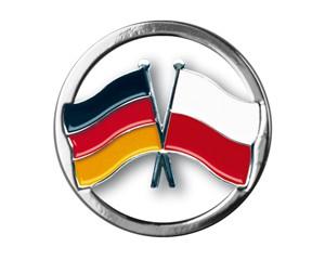 Einkaufswagenchips Deutschland-Polen